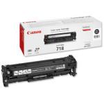 Canon Cartridge 718Bk