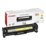 Canon Cartridge 718Y