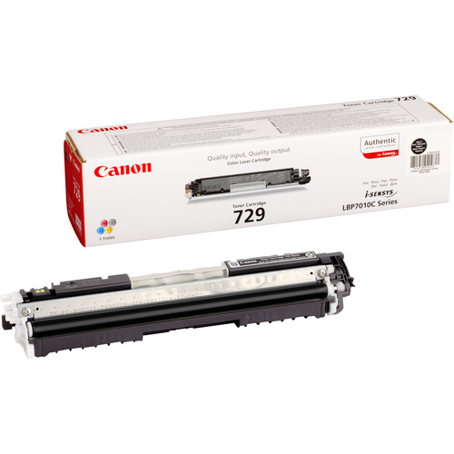 Canon Cartridge 729Bk
