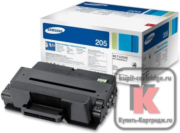 Samsung MLT-D205E Картридж