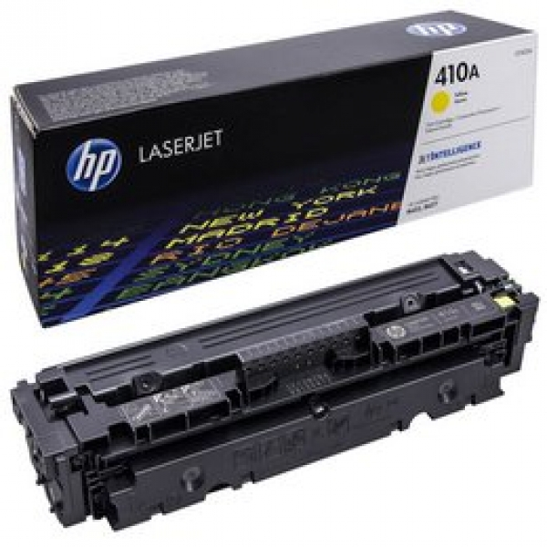 HP CF412A №410A