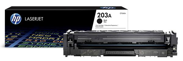 HP CF540A №203A